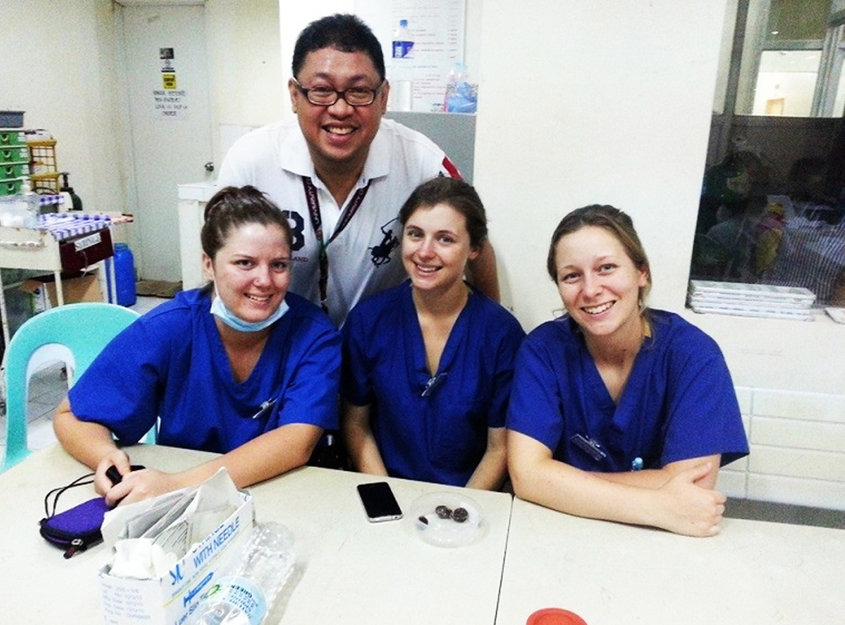 nursing elective in iloilo philippines