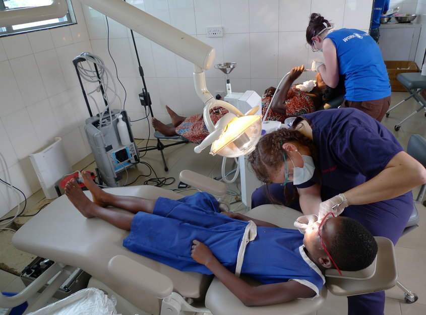 dentistry electives in takoradi ghana