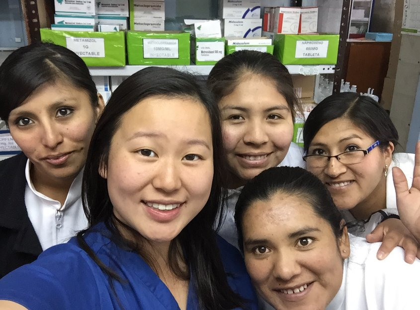 Pharmacy Internship, Peru (Arequipa)