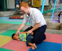 Physiotherapy Internship, Philippines (Dumaguete)
