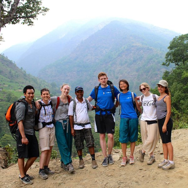 Sean's Review of his Radiology Internship in Nepal