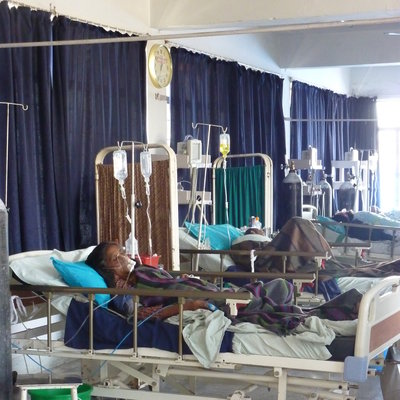 Western Regional Regional Hospital in Pokhara