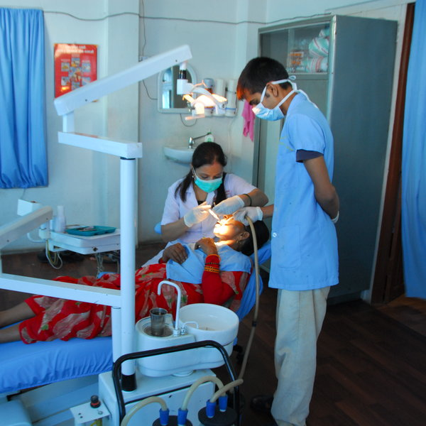 Suman's Review of his Dental Elective in Nepal