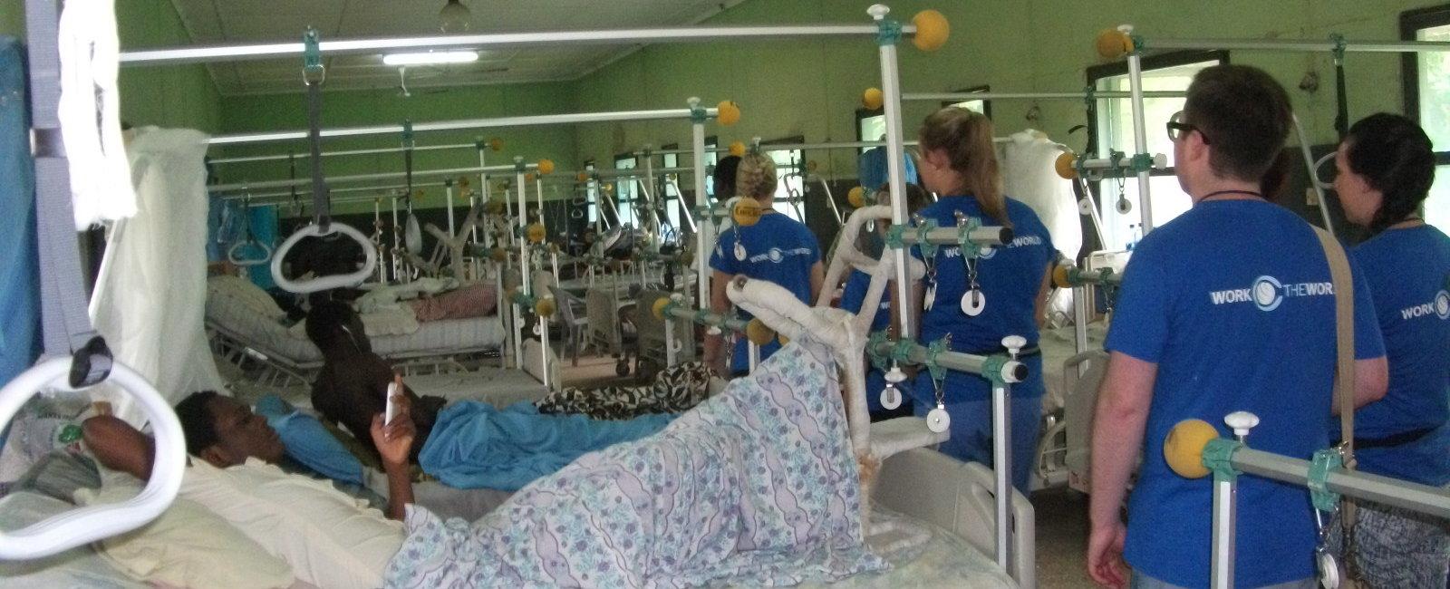 Stacey Valentine - Nursing Electives in Ghana Takoradi