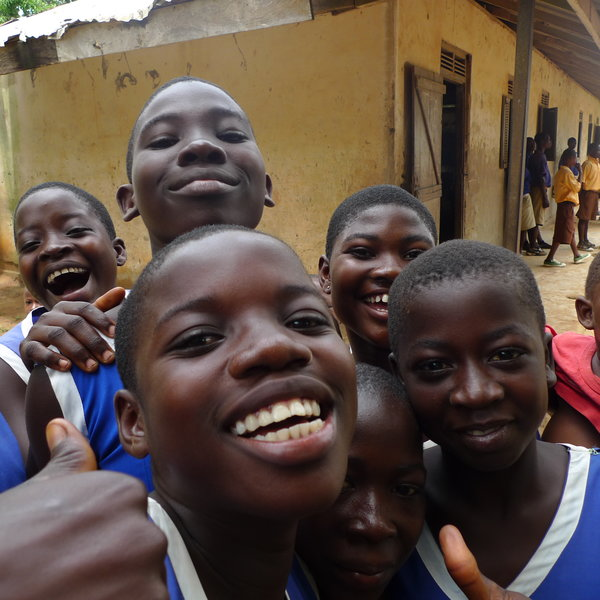 James' Review of his Pharmacy internship in Ghana