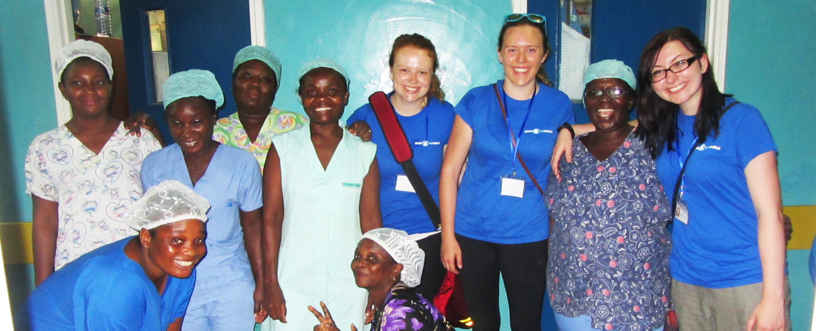 Kiriana Chabaniuk- Nursing Electives in Takoradi, Ghana