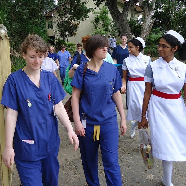 Alyssa's Review of her Nursing Placement in Sri Lanka
