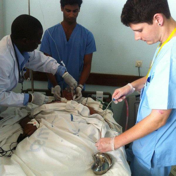Lee's Review of his Nursing Elective in Dar es Salaam, Tanzania