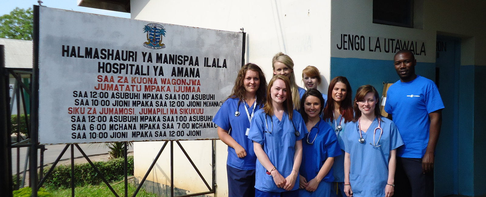 Victoria Maxey - Nursing Electives in Tanzania Dar es Salaam