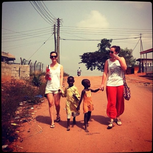 Adrienne's Review of her Nursing Internship in Ghana