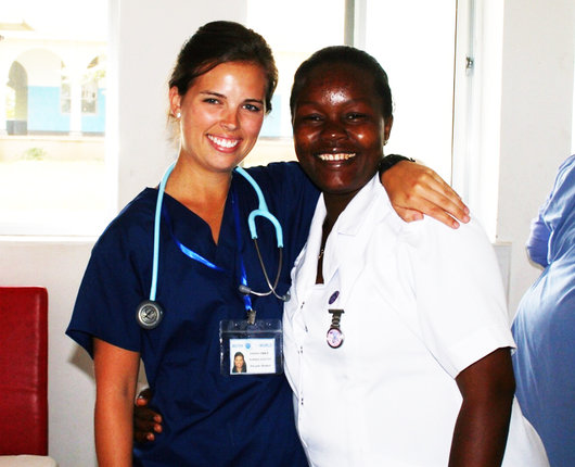 Nursing electives in Ghana