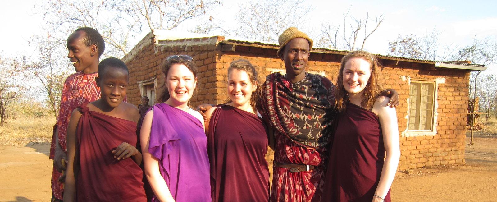 Rachel Dawson - Medical Electives in Tanzania Dar es Salaam