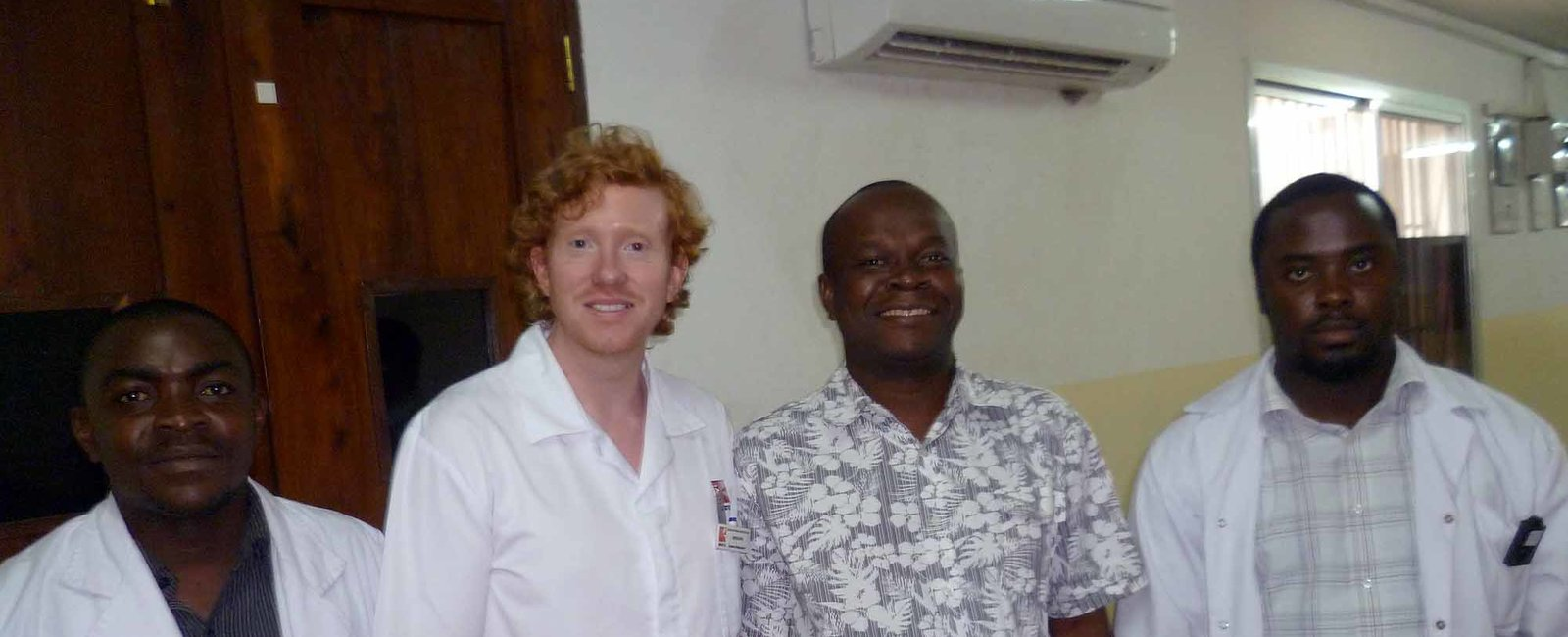 David Evans - Radiography Electives in Tanzania Dar es Salaam