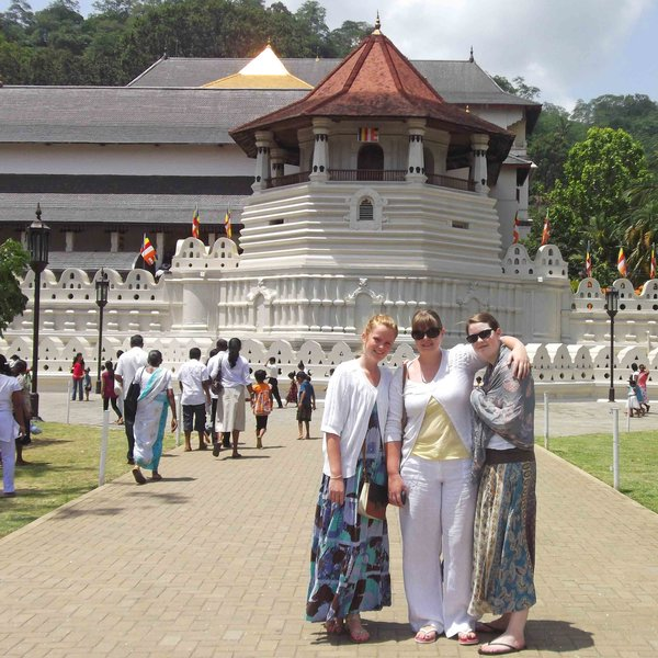 Janine's Review of her Nursing Elective in Sri Lanka