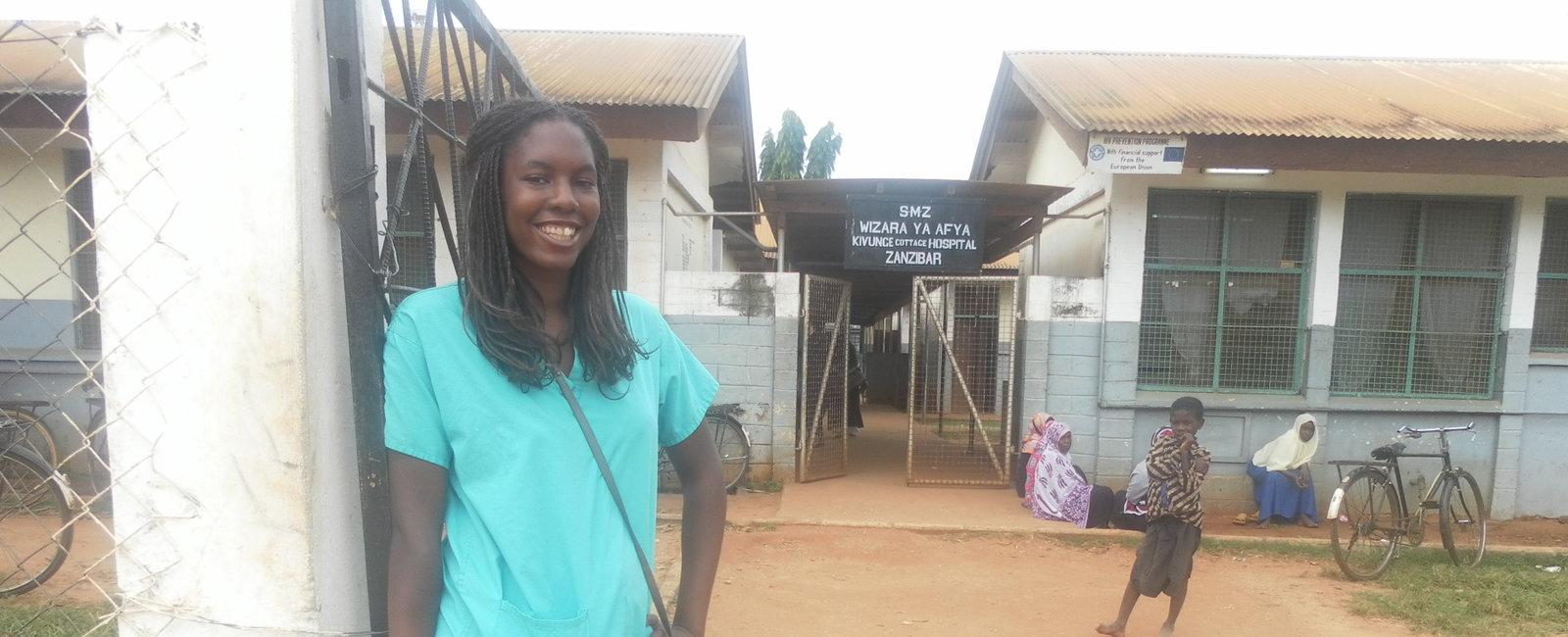 Naomi Oliver - Medical Electives in Tanzania Dar es Salaam