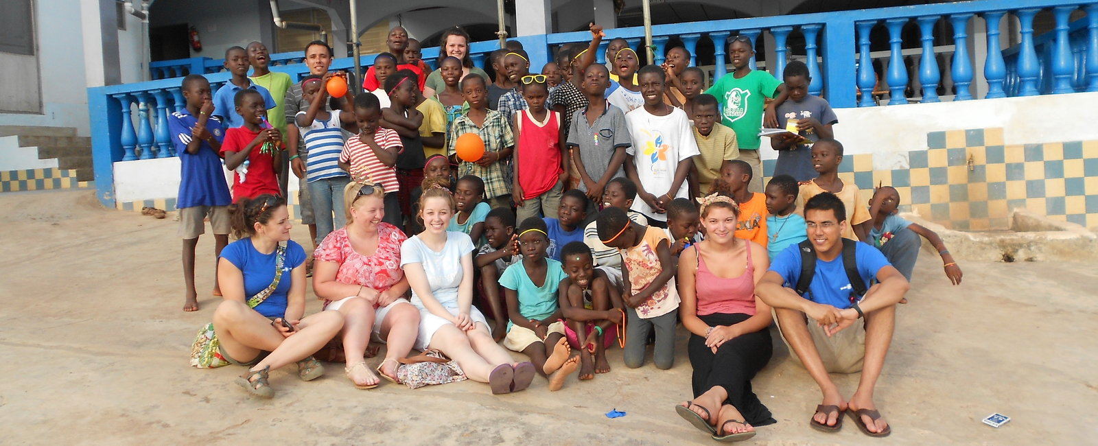 Katy Perkins - Nursing Electives in Ghana Takoradi