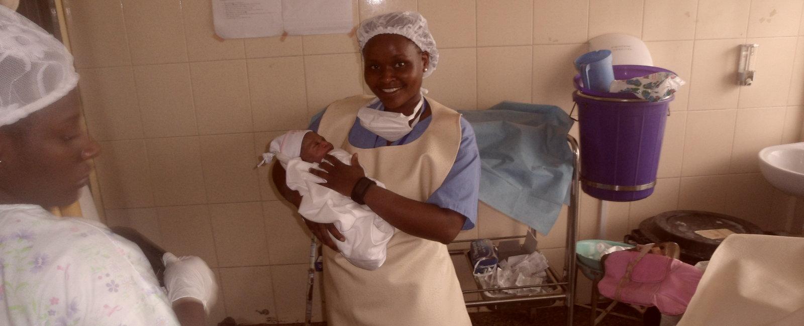 Boniswa Ruddock - Midwifery Electives in Ghana Takoradi