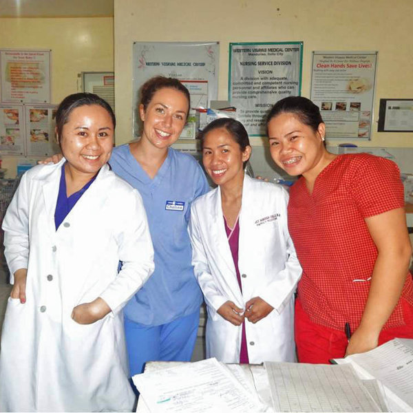 Chelsea's Review of her Midwifery Elective in Iloilo, the Philippines