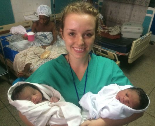 Midwifery Placement, Ghana (Takoradi)