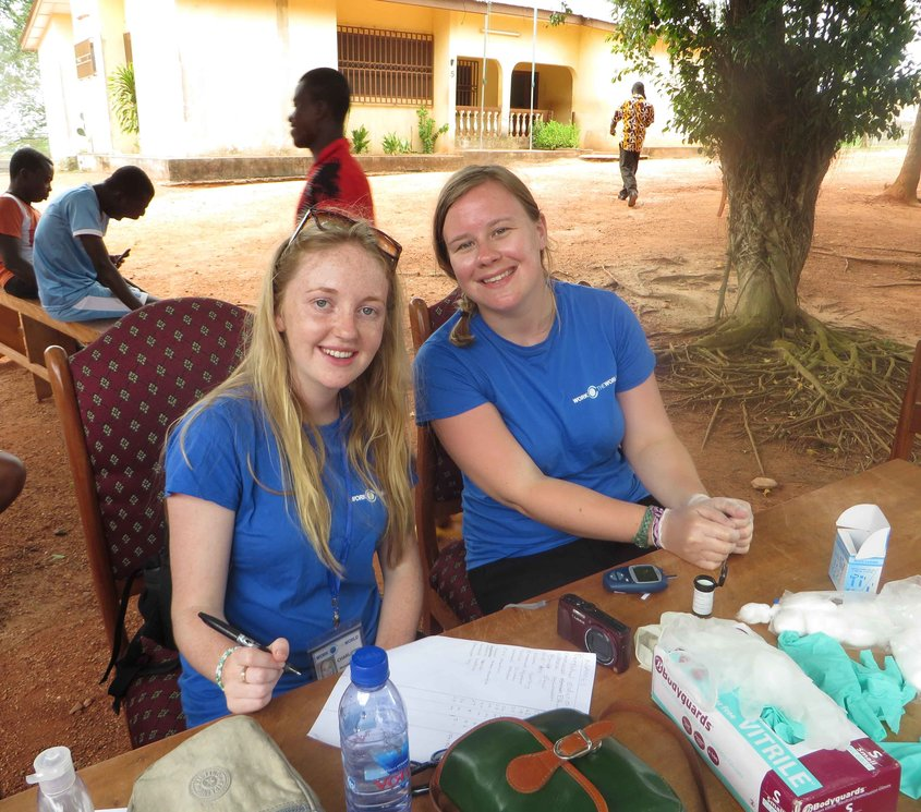 Medical electives in Ghana