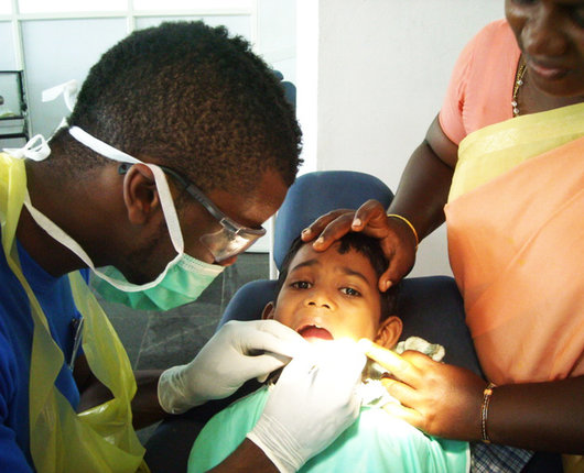 Dentistry electives in Sri Lanka